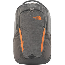 The North Face Vault - Mochila - gris/naranja